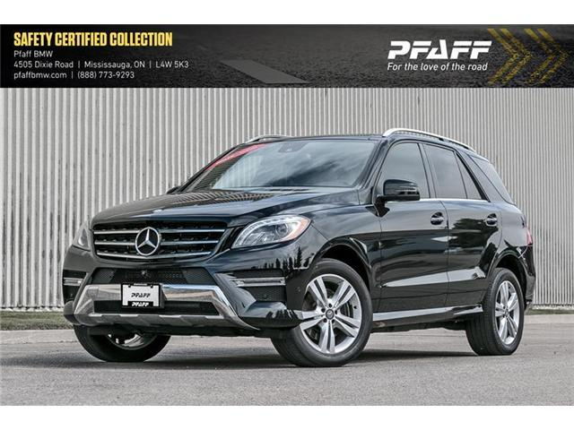 2015 Mercedes-Benz M-Class Base (Stk: 20836A) in Mississauga - Image 1 of 20