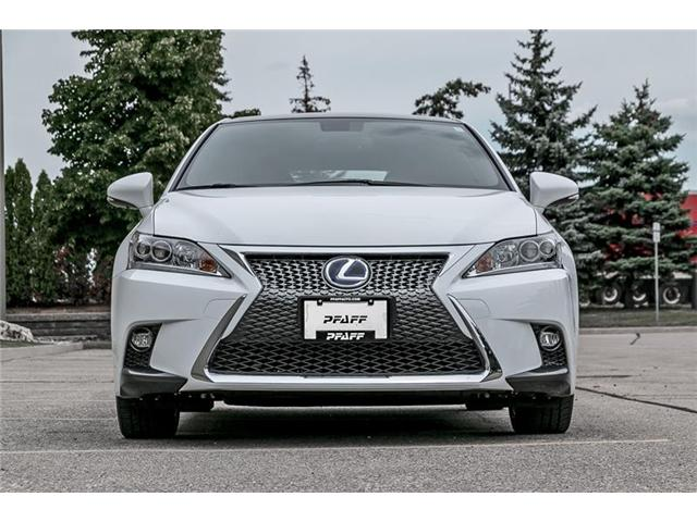 2016 Lexus CT 200h Base (Stk: 21012A) in Mississauga - Image 2 of 22