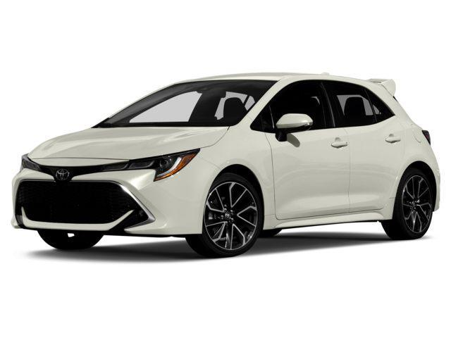 2019 Toyota Corolla Hatchback Base (Stk: 19030) in Brandon - Image 1 of 3