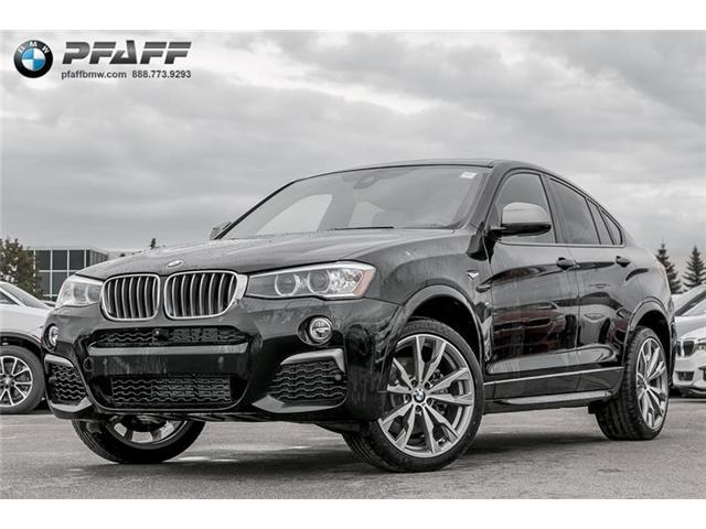 2017 BMW X4 M40i (Stk: PR18642) in Mississauga - Image 1 of 16