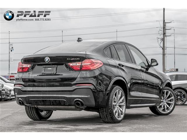 2017 BMW X4 M40i (Stk: PR18642) in Mississauga - Image 2 of 16
