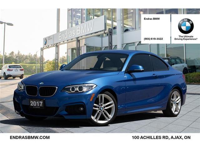 2017 BMW 230 i xDrive (Stk: 20266B) in Ajax - Image 1 of 17