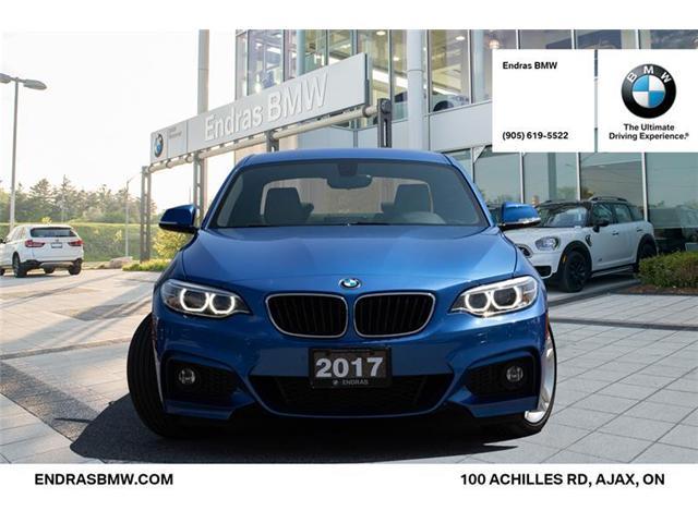 2017 BMW 230 i xDrive (Stk: 20266B) in Ajax - Image 2 of 17