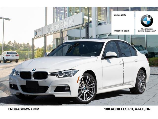 2018 BMW 328d xDrive (Stk: 35263) in Ajax - Image 1 of 22
