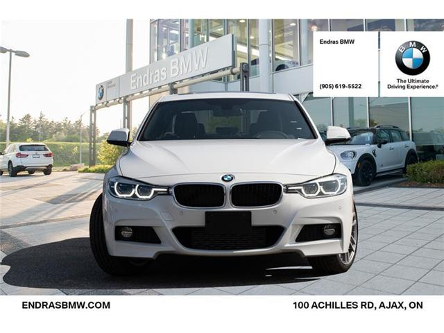 2018 BMW 328d xDrive (Stk: 35263) in Ajax - Image 2 of 22