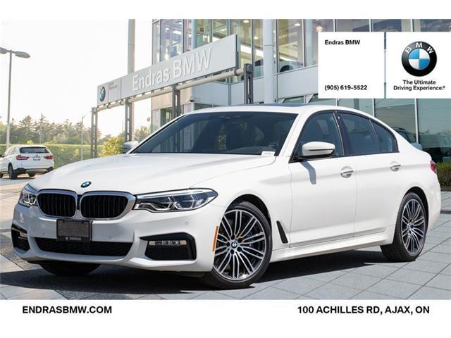 2018 BMW 540 i xDrive (Stk: 52361) in Ajax - Image 1 of 21
