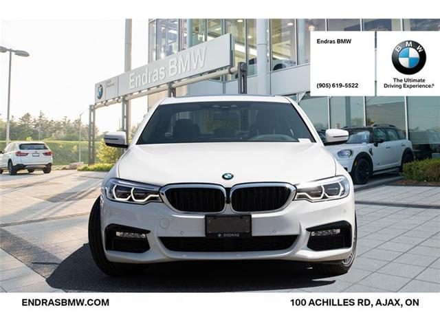 2018 BMW 540 i xDrive (Stk: 52361) in Ajax - Image 2 of 21