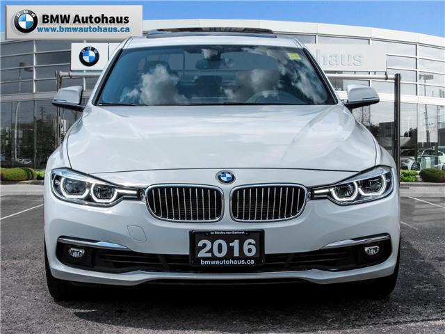 2016 BMW 328i xDrive (Stk: P8455) in Thornhill - Image 2 of 21