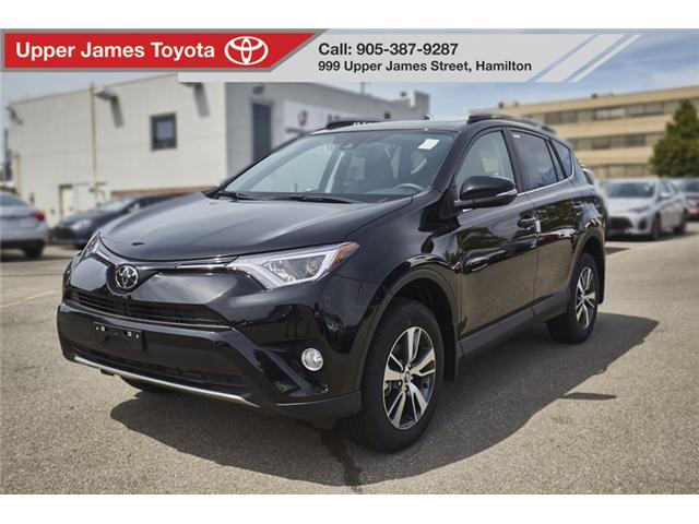 2018 Toyota RAV4 XLE (Stk: 180891) in Hamilton - Image 1 of 12