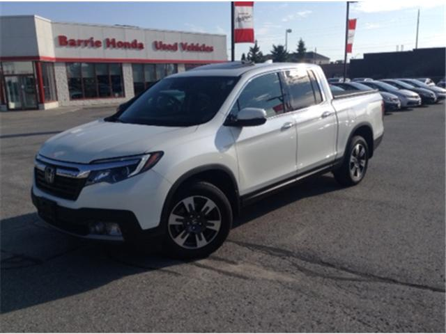 2018 Honda Ridgeline Touring (Stk: U18401) in Barrie - Image 1 of 16