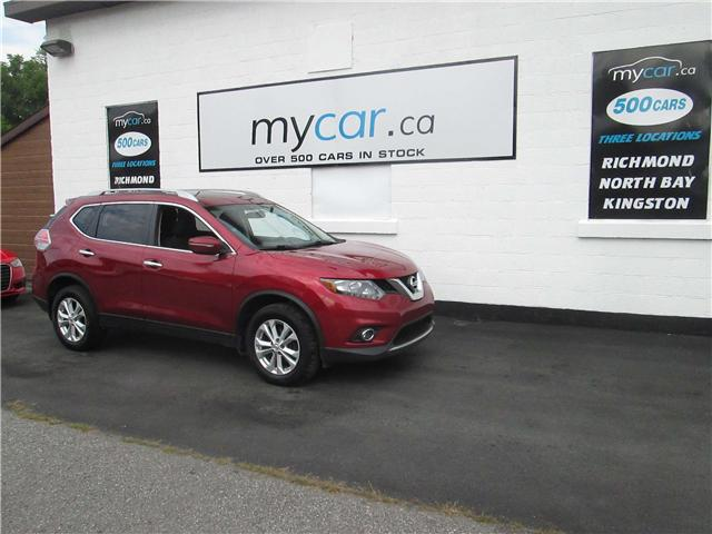 2014 Nissan Rogue SV (Stk: 180938) in Richmond - Image 2 of 14
