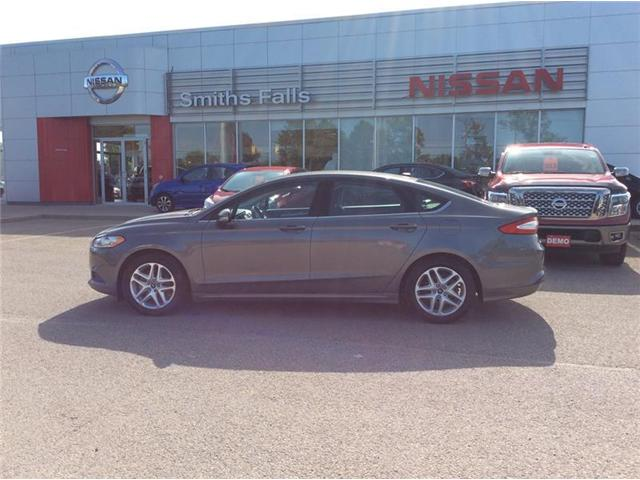 2013 Ford Fusion SE (Stk: 18-034A) in Smiths Falls - Image 1 of 13