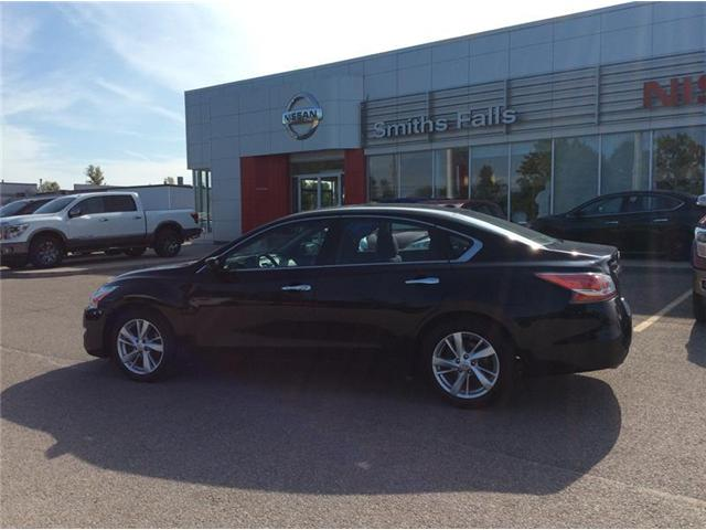 2015 Nissan Altima 2.5 SV (Stk: 18-277A) in Smiths Falls - Image 1 of 13