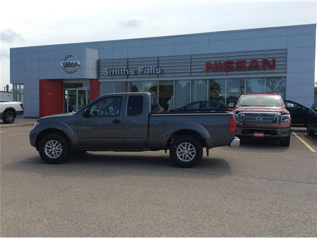 2018 Nissan Frontier SV (Stk: 18-283) in Smiths Falls - Image 1 of 12