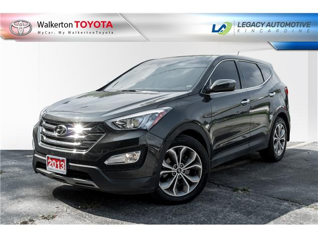 2013 Hyundai Santa Fe Sport 2.0T Limited (Stk: P8040A) in Kincardine - Image 1 of 20