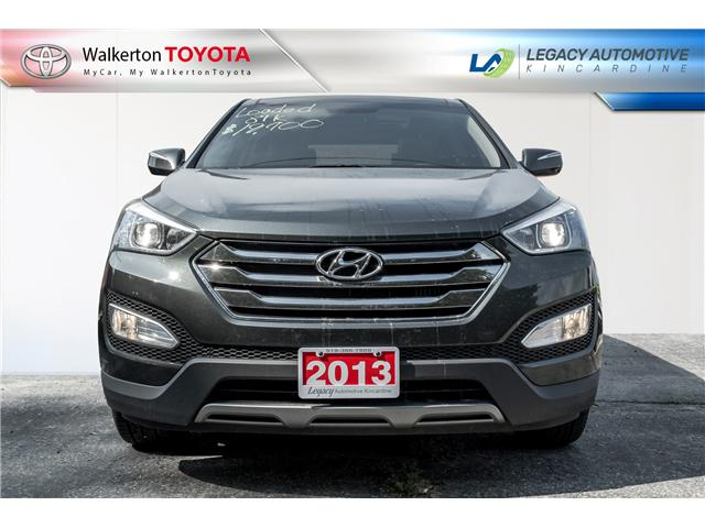 2013 Hyundai Santa Fe Sport 2.0T Limited (Stk: P8040A) in Kincardine - Image 2 of 20