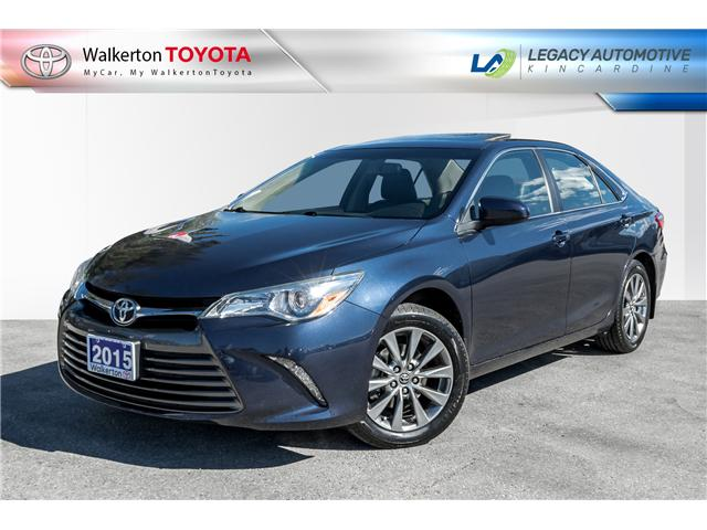 2015 Toyota Camry XLE (Stk: 18413A) in Walkerton - Image 1 of 21
