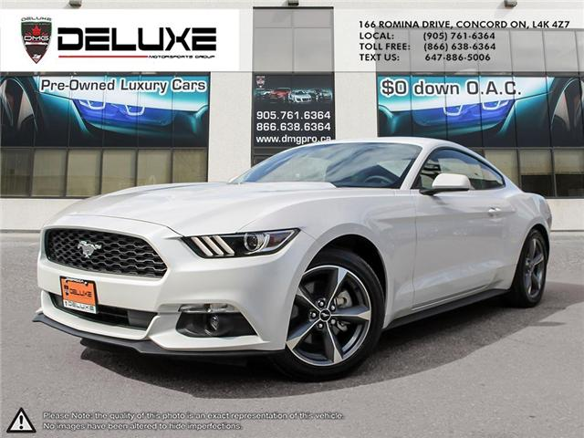 2017 Ford Mustang V6 (Stk: D0446) in Concord - Image 1 of 20