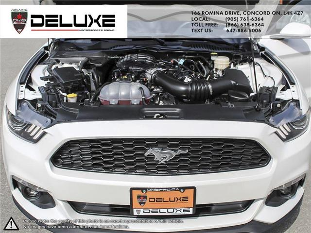 2017 Ford Mustang V6 (Stk: D0446) in Concord - Image 20 of 20