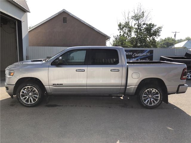 2019 RAM 1500 Sport (Stk: 13567) in Fort Macleod - Image 2 of 22