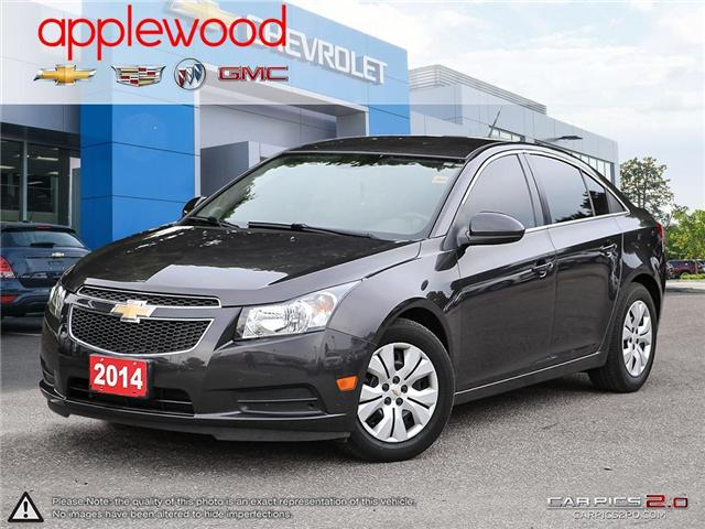2014 Chevrolet Cruze 1LT (Stk: 2670P) in Mississauga - Image 1 of 26