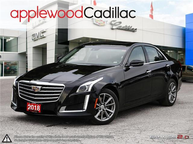 2018 Cadillac CTS 3.6L Luxury (Stk: 8366A) in Mississauga - Image 1 of 27