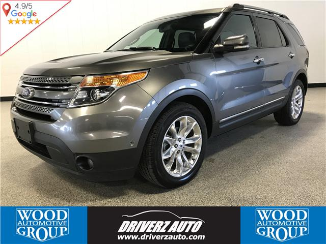 2012 Ford Explorer Limited (Stk: P11657) in Calgary - Image 1 of 14