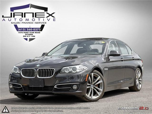 2016 BMW 535d xDrive (Stk: 18600) in Ottawa - Image 1 of 27