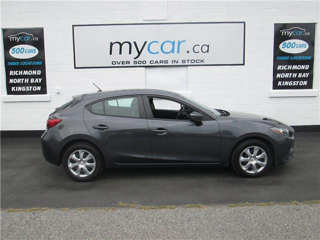 2015 Mazda Mazda3 GX (Stk: 181043) in Richmond - Image 1 of 13