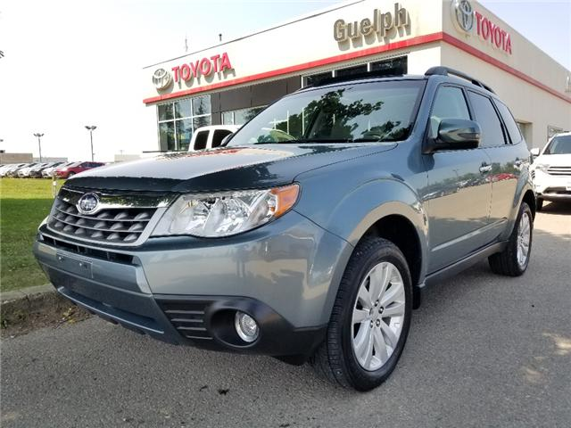 2012 Subaru Forester 2.5X Limited Package (Stk: A01473) in Guelph - Image 1 of 30