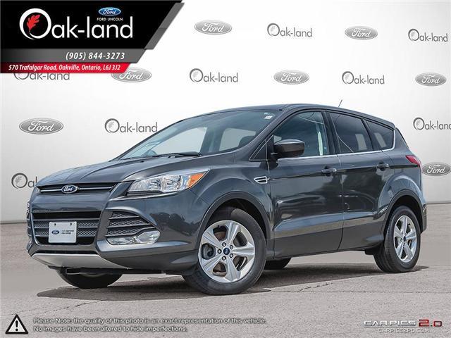 2016 Ford Escape SE (Stk: R3292) in Oakville - Image 1 of 27