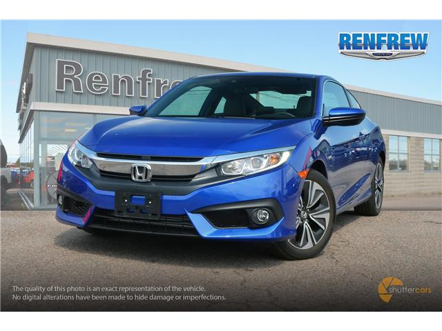 2018 Honda Civic EX-T (Stk: J162A) in Renfrew - Image 1 of 20