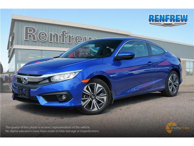 2018 Honda Civic EX-T (Stk: J162A) in Renfrew - Image 2 of 20