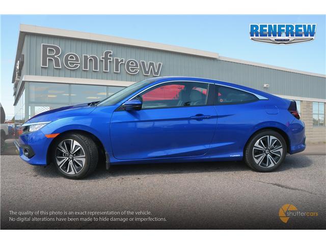 2018 Honda Civic EX-T (Stk: J162A) in Renfrew - Image 3 of 20