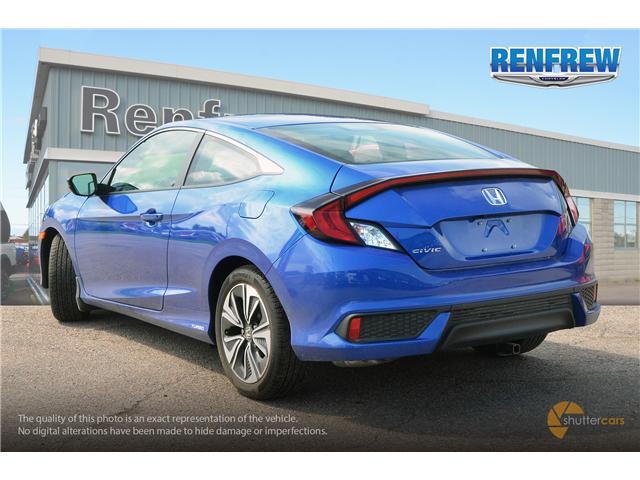 2018 Honda Civic EX-T (Stk: J162A) in Renfrew - Image 4 of 20