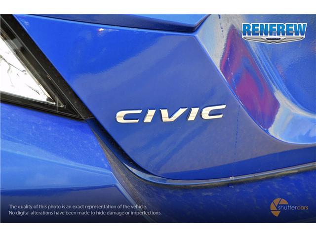 2018 Honda Civic EX-T (Stk: J162A) in Renfrew - Image 5 of 20