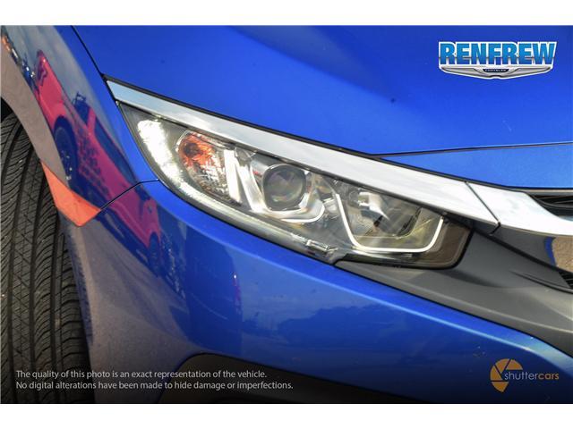 2018 Honda Civic EX-T (Stk: J162A) in Renfrew - Image 7 of 20