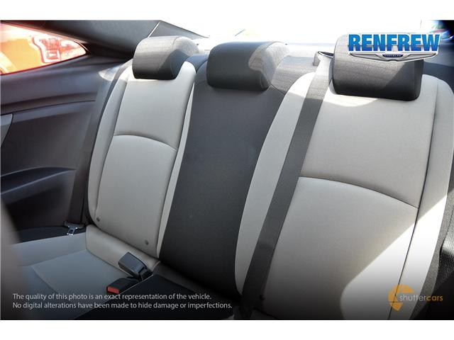 2018 Honda Civic EX-T (Stk: J162A) in Renfrew - Image 8 of 20