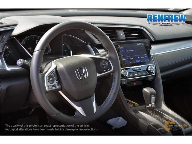 2018 Honda Civic EX-T (Stk: J162A) in Renfrew - Image 9 of 20