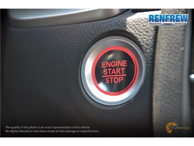 2018 Honda Civic EX-T (Stk: J162A) in Renfrew - Image 16 of 20