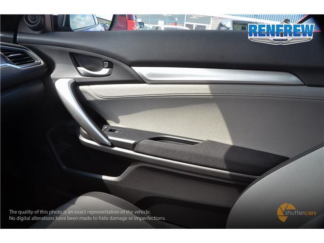 2018 Honda Civic EX-T (Stk: J162A) in Renfrew - Image 19 of 20