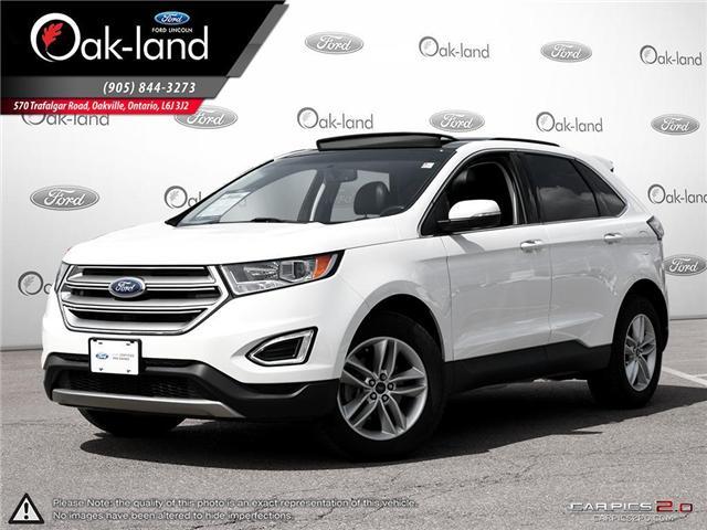 2016 Ford Edge SEL (Stk: R3309) in Oakville - Image 1 of 27