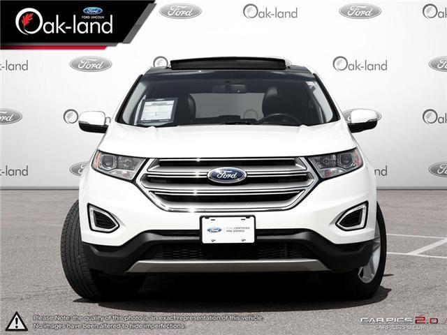 2016 Ford Edge SEL (Stk: R3309) in Oakville - Image 2 of 27
