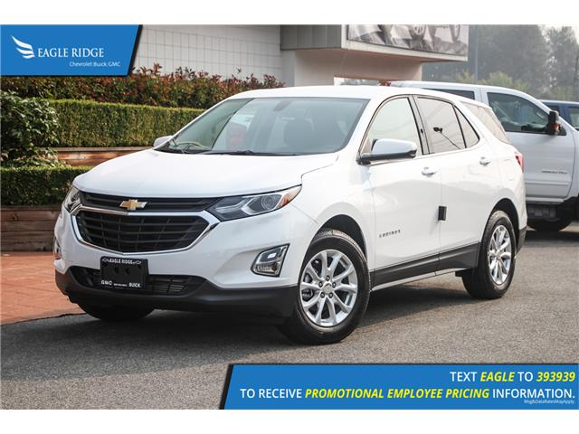 2019 Chevrolet Equinox LT (Stk: 94605A) in Coquitlam - Image 1 of 15