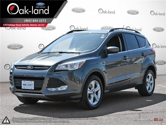 2015 Ford Escape SE (Stk: 8T291A) in Oakville - Image 1 of 25