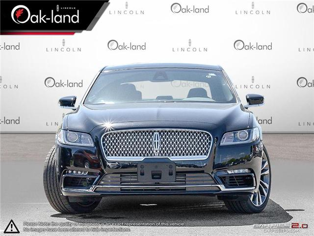 2017 Lincoln Continental Reserve (Stk: P5721) in Oakville - Image 2 of 25