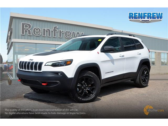 2019 Jeep Cherokee Trailhawk (Stk: K006) in Renfrew - Image 2 of 20