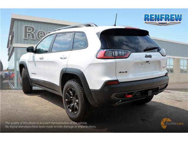 2019 Jeep Cherokee Trailhawk (Stk: K006) in Renfrew - Image 4 of 20