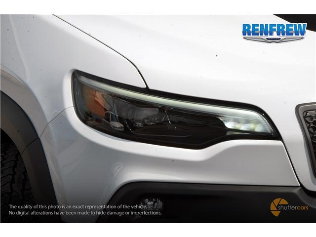 2019 Jeep Cherokee Trailhawk (Stk: K006) in Renfrew - Image 6 of 20