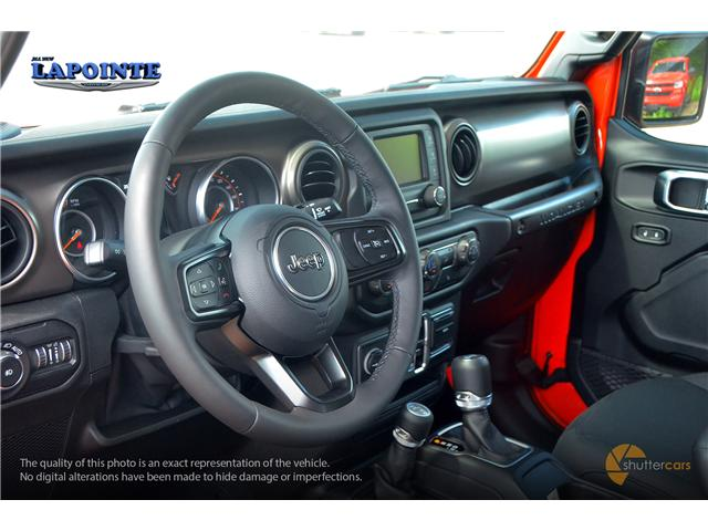 2018 Jeep Wrangler Unlimited Sport (Stk: 18287) in Pembroke - Image 9 of 20